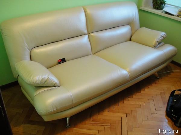 ремонт мягкой мебели в москве