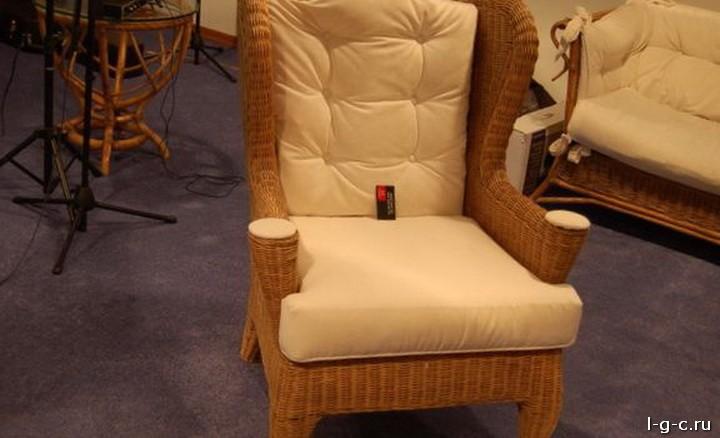 Перетяжка стульев кожзамом своими руками мастер класс 77