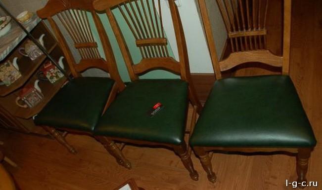 Перетяжка раскладного кресла