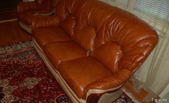 Перетяжка мебели железногорск